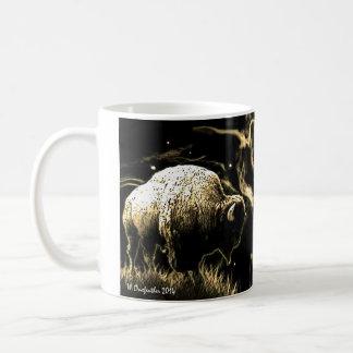 Buffalo Vision Coffee Mug