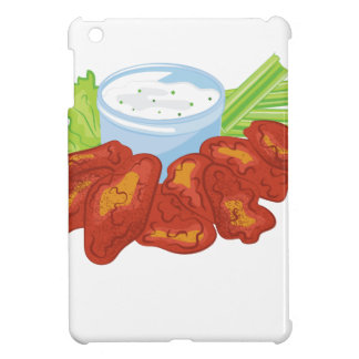 Buffalo Wings Cover For The iPad Mini
