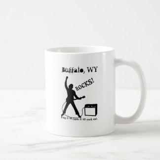 Buffalo, WY Mug