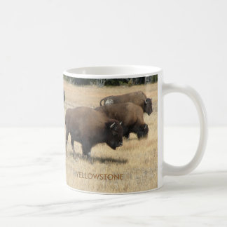 BUFFALO YELLOWSTONE MUG