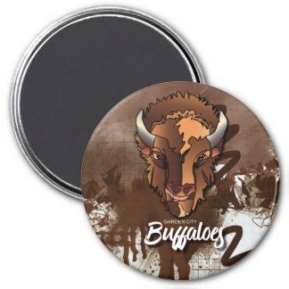 Buffaloes Magnet