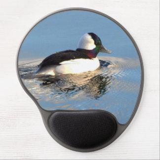 Bufflehead Duck Gel Mouse Pad