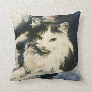 Buffy - Detail #1 Pillow