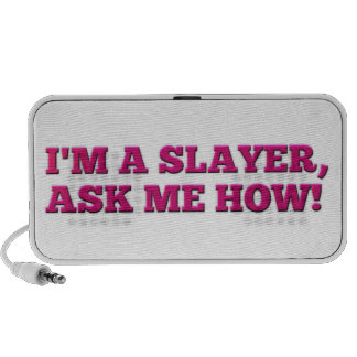 Buffy - I'm a Slayer, ask me how! PC Speakers