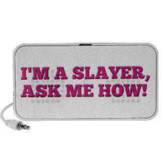 Buffy - I'm a Slayer, ask me how! Travel Speaker
