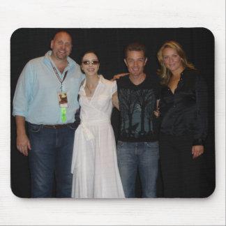 Buffy Love Triangle Reunites Mouse Pad