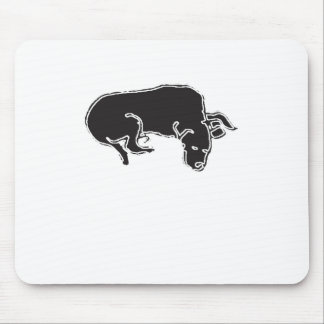 Buffy Mouse Pad