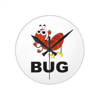 bug ant clocks
