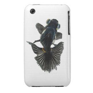 bug eye goldfish iPhone 3 case