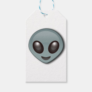 Bug Eyed Alien Gift Tags
