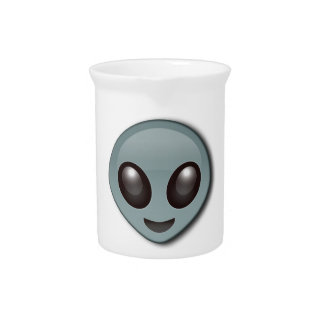 Bug Eyed Alien Pitcher