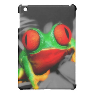 Bug-Eyed Frog Cover For The iPad Mini
