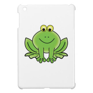 bug eyed frog iPad mini cases