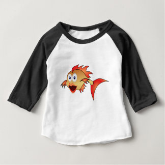 bug eyes fish baby T-Shirt