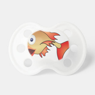 bug eyes fish pacifiers
