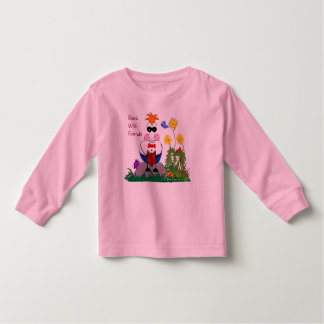 Bug Eyes & Wings Read With Friends Toddler Tee