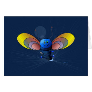 Bug Greetings Card