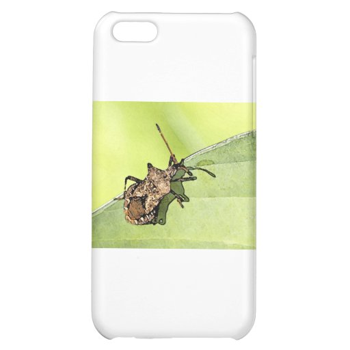 Bug iPhone 5C Cover