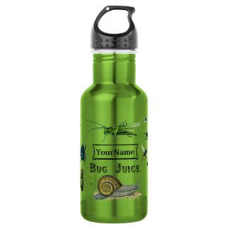 Bug Juice Water Bottle for Entomologist