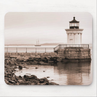 Bug Light Mouse Pad
