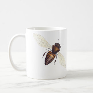 Bug Mug, Bumble Bee Coffee Mug