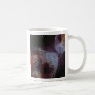 Bug Nebula Basic White Mug