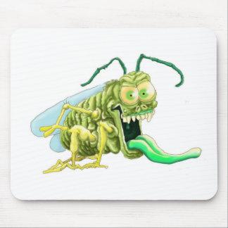 Bug off mousepad