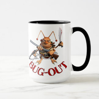 Bug-Out & Go-Nuclear Mug