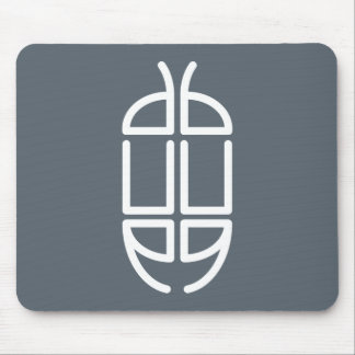 Bug Puzzle Mousepad