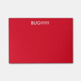 Bug!!!! Sticky Notes