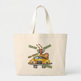 Bug Tee Shirts and Gifts Large Tote Bag