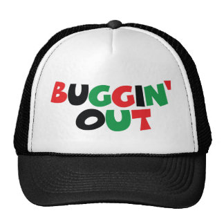 Buggin' Out Trucker Hats
