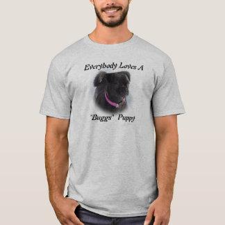 """Buggs""  Puppy t-shirt-customize T-Shirt"
