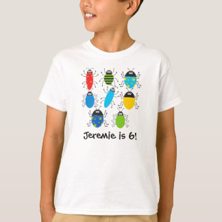 Buggy Birthday Customized T-shirt