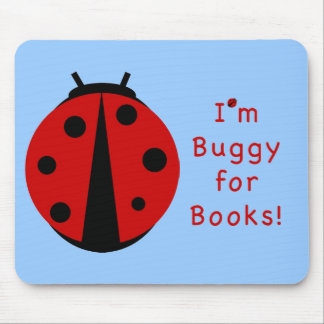 Buggy For Books Mousepad