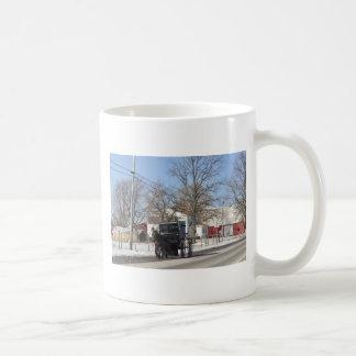 Buggy Ride Winter Day Mug