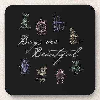 Bugs are Beautiful Coaster