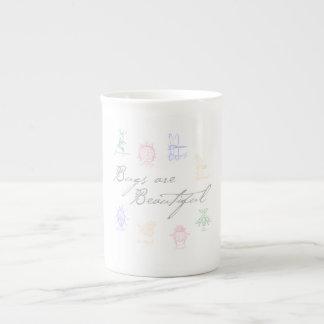 Bugs are Beautiful Tea Cup