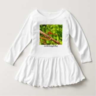 Bugs are for girls too! dress