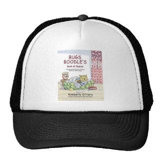 Bugs Boodle Book Cover Cap