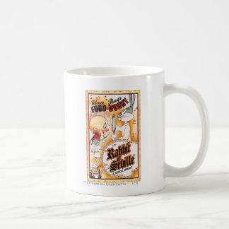 BUGS BUNNY™ and ELMER FUDD™ Musical Coffee Mug