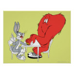 Bugs Bunny and Gossamer 2 Posters