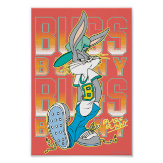 BUGS BUNNY™ Cool School Outfit Poster