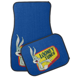 BUGS BUNNY™ LOONEY TUNES™ Retro Patch Car Mat