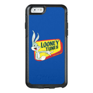 BUGS BUNNY™ LOONEY TUNES™ Retro Patch OtterBox iPhone 6/6s Case