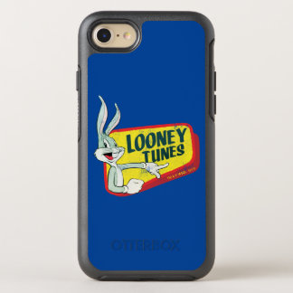 BUGS BUNNY™ LOONEY TUNES™ Retro Patch OtterBox Symmetry iPhone 8/7 Case