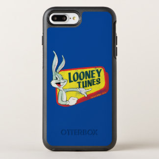 BUGS BUNNY™ LOONEY TUNES™ Retro Patch OtterBox Symmetry iPhone 8 Plus/7 Plus Case