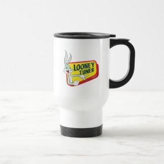 BUGS BUNNY™ LOONEY TUNES™ Retro Patch Travel Mug