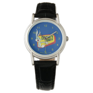 BUGS BUNNY™ LOONEY TUNES™ Retro Patch Watch