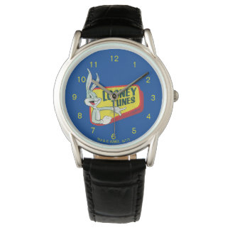 BUGS BUNNY™ LOONEY TUNES™ Retro Patch Watch